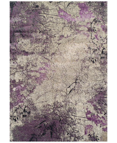 CLOSEOUT! Dalyn Modern Abstracts Terrene Orchid 9'6