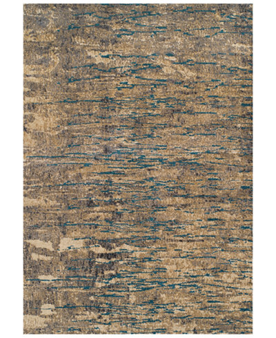 CLOSEOUT! Dalyn Modern Abstracts Transition Multi 5'3