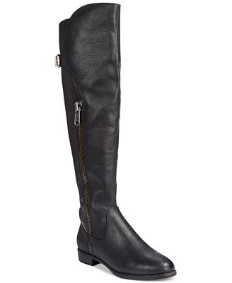 Rialto First Row Casual Over-The-Knee Wide Calf Boots - Shoes - Macy's