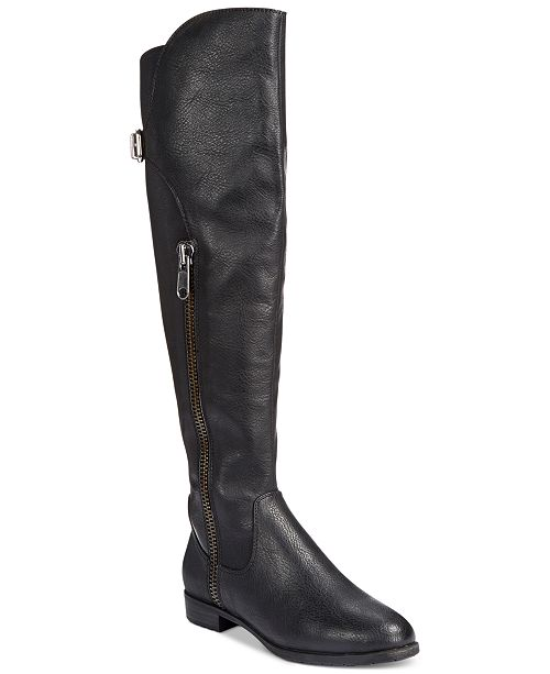 Rialto First Row Casual Over-The-Knee Wide Calf Boots