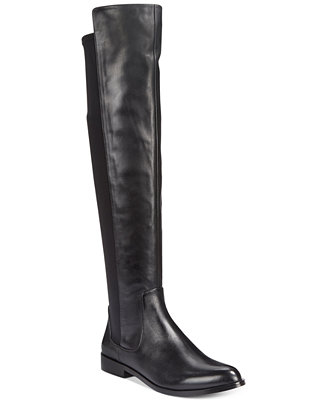 $97.49 Clarks Somerset Women's Bizzy Girl Over-The-Knee Boots @ Macy's