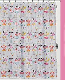 Faerie Princess Shower Curtain