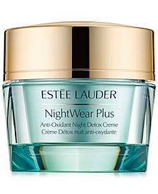 NightWear Plus Anti-Oxidant Night Detox Creme, 1.7 oz