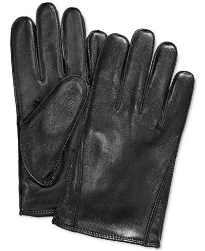 UR Full Conductive Leather Gloves