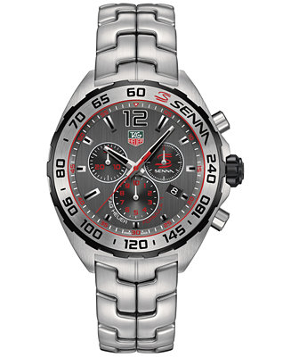 TAG Heuer Men's Chronograph Formula 1 Stainless