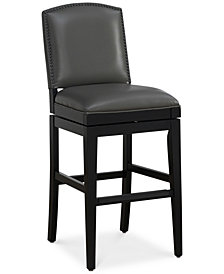 Fortuna Counter Height Bar Stool, Quick Ship
