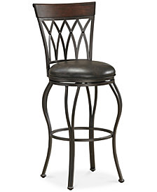 Palermo Counter Height Bar Stool, Quick Ship