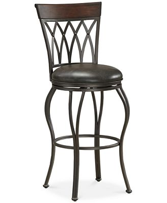 Palermo Counter Height Bar Stool Quick Ship Furniture