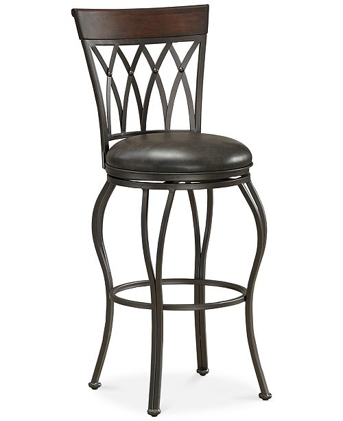 Furniture Palermo Counter Height Bar Stool