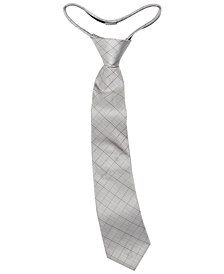 Calvin Klein Zipper Tie, Big Boys
