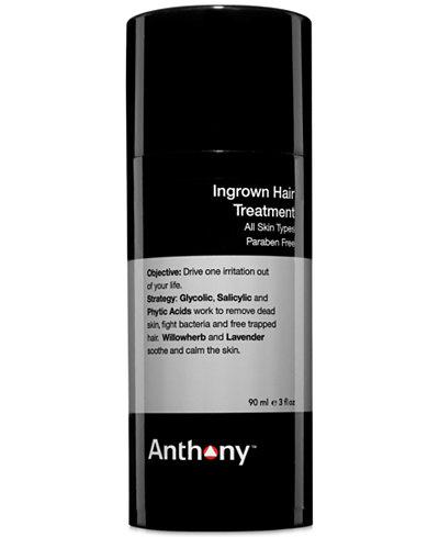 Anthony Men's Ingrown Hair Treatment, 3 oz