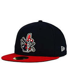 New Hampshire Fisher Cats 59FIFTY Fitted Cap