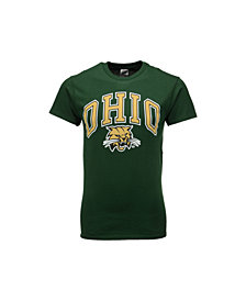 J America Men's Ohio Bobcats Midsize T-Shirt