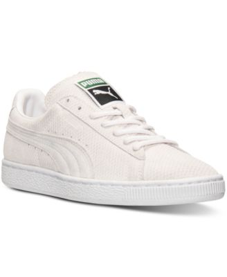 puma suede grey and white curtains