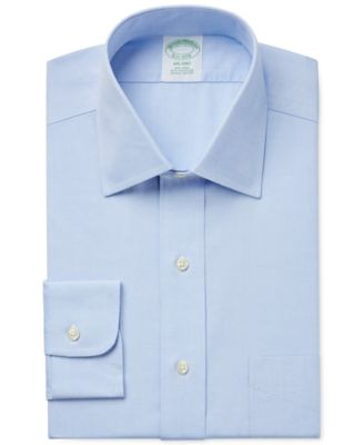 Milano Extra Slim-Fit Non-Iron Pinpoint Solid Dress Shirt