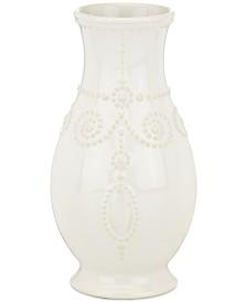 Lenox French Perle Fluted Vase