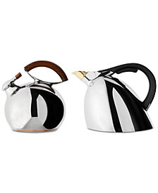 Nambé Tea Kettle Collection