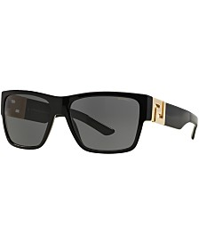 Versace Polarized Sunglasses, VE4296