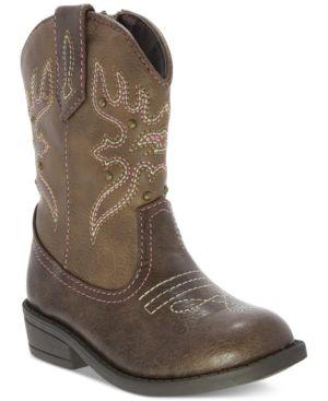NinaMairabela Cowgirl Boots, Toddler & Little Girls 2406116
