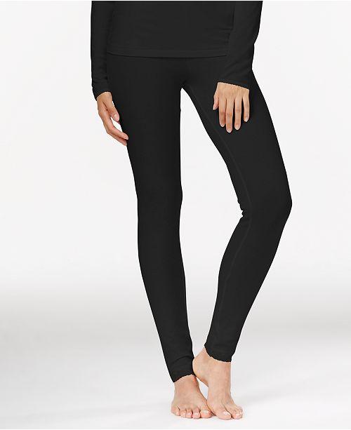 45619f117ec42 Cuddl Duds Softwear Lace Leggings; Cuddl Duds Softwear Lace Leggings ...