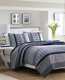 Nautica Adelson Quilt Collection
