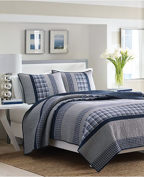 Nautica Adelson King Quilt