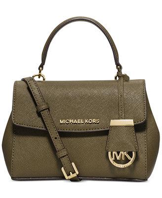 $106.39 MICHAEL Michael Kors Ava Mini Crossbody @ Macy's