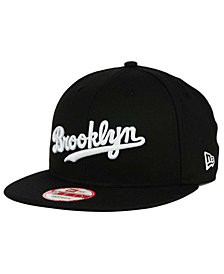 New Era Brooklyn Dodgers B-Dub 9FIFTY Snapback Cap