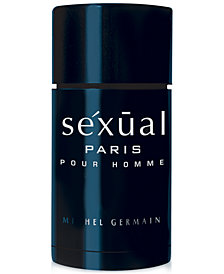 Michel Germain Sexual Paris Pour Homme Deodorant, 2.6 oz