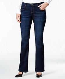 Lee Platinum Petite Nellie Bootcut Jeans
