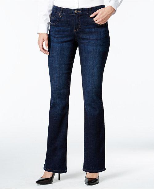 45cc570d Lee Platinum Petite Nellie Bootcut Jeans & Reviews - Jeans - Petites ...