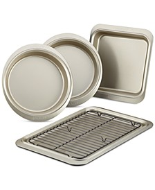 Bakeware Nonstick 5-Pc. Bakeware Set
