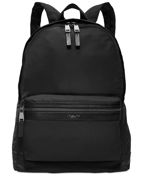 3982def7dcae Michael Kors Kent Lightweight Nylon Backpack & Reviews - Bags ...