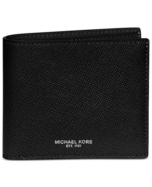 3d20e1c754ac Michael Kors Harrison RFID Billfold; Michael Kors Harrison RFID Billfold ...