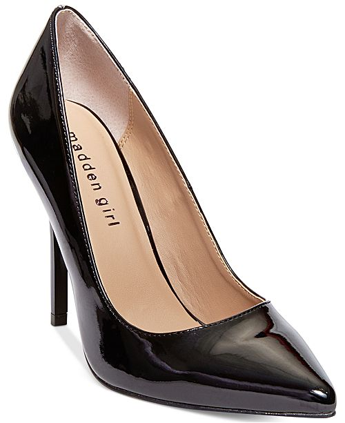 0cf7590866a Madden Girl Ohnice Pointed Toe Pumps   Reviews - Pumps - Shoes ...