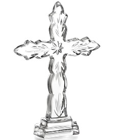 """Waterford Gifts, Religious Cross Figurine 5"""""""