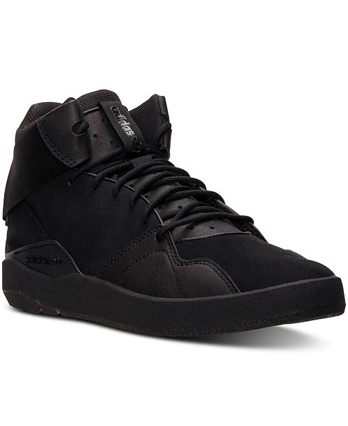 huge selection of b57a4 3da59 ... adidas Mens Crestwood Mid Casual Sneakers from Finish ...