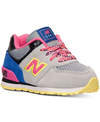 new balance 574 infant girl