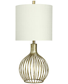StyleCraft Transitional Metal Table Lamp