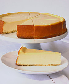 "Eli's Cheesecake, 8"" Original Plain Cheesecake"