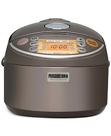 Zojirushi NP-NVC10XJ Induction Heating 5.5-Cup Rice Cooker & Warmer