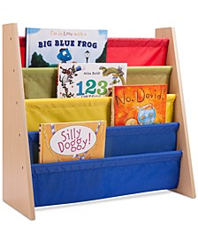 Honey-Can-Do Kids Itsy-Bitsy Book Rack
