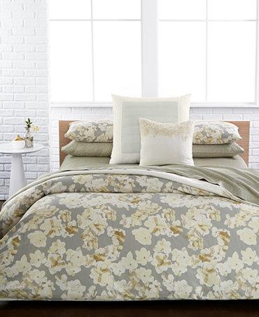 Calvin klein vaucluse king comforter set bedding Calvin klein bedding