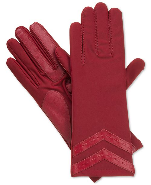 Isotoner Signature Isotoner Women's Spandex Thinsulate SmarTouch® Gloves