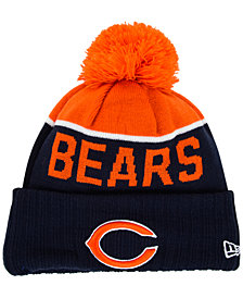 New Era Chicago Bears Sport Knit Hat