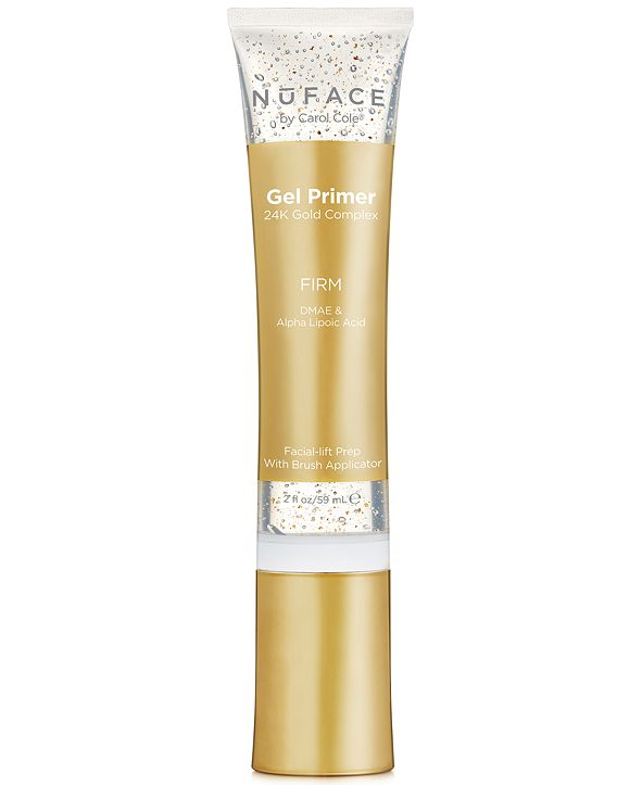 NuFACE Gel Primer 24K Gold Complex - Firm, 2 oz