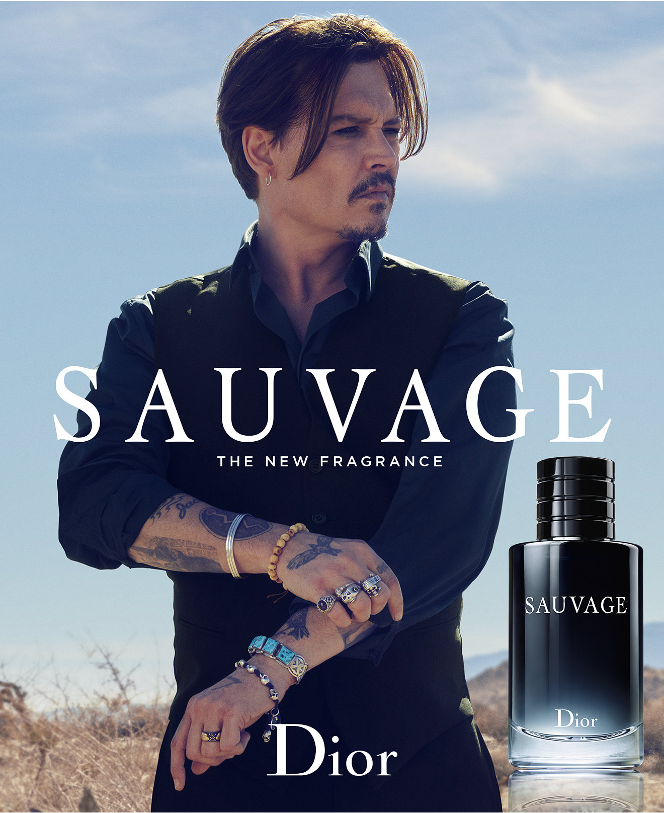 Dior Sauvage Fragrance Collection For Men