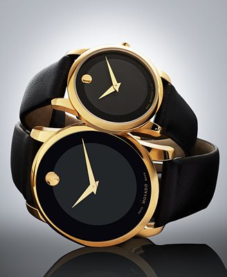 His And Hers Watch Sets >> Movado His And Her Gift Sets Watches Jewelry Watches Macy S
