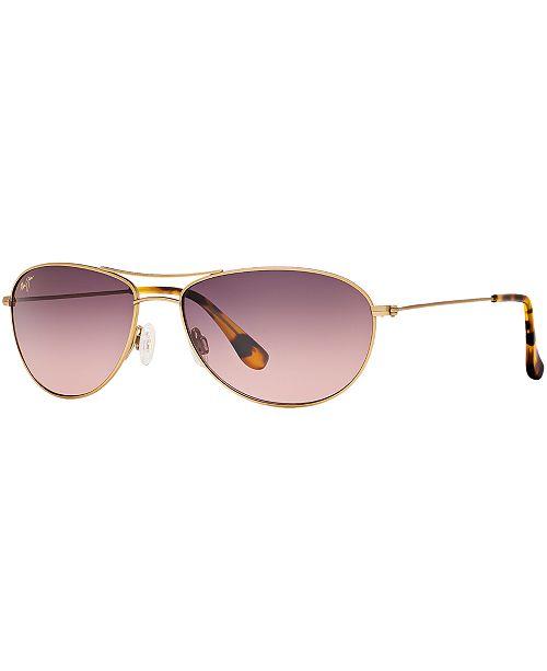 e926e9376e4e ... Maui Jim Polarized Baby Beach Sunglasses