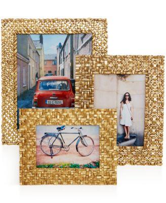 michael aram palm frame collection - Mini Gold Frames